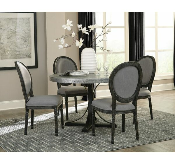 Merrell 5 Piece Dining Set by One Allium Way