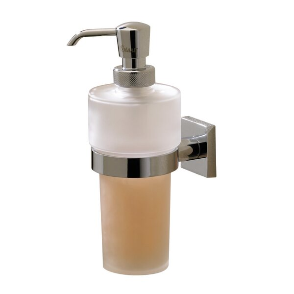 Braga Liquid Soap Dispenser by Valsan