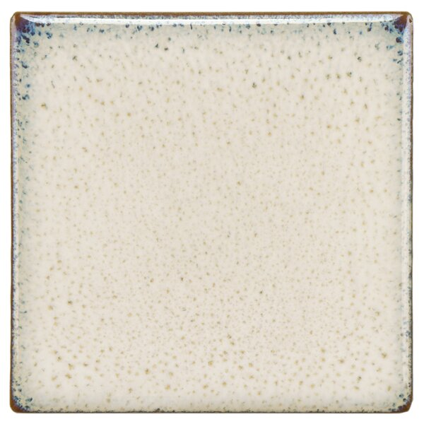 Essentia 4 x 4 Porcelain Field Tile in Sand by EliteTile