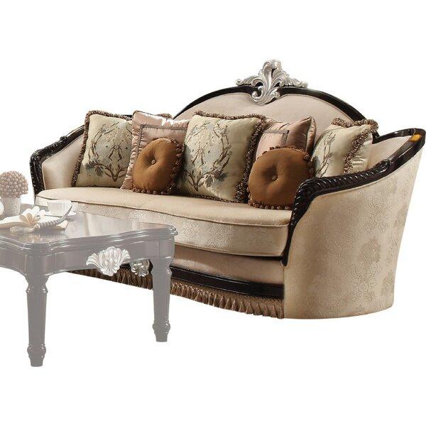 Fairfield Vintage Sofa by Rosdorf Park