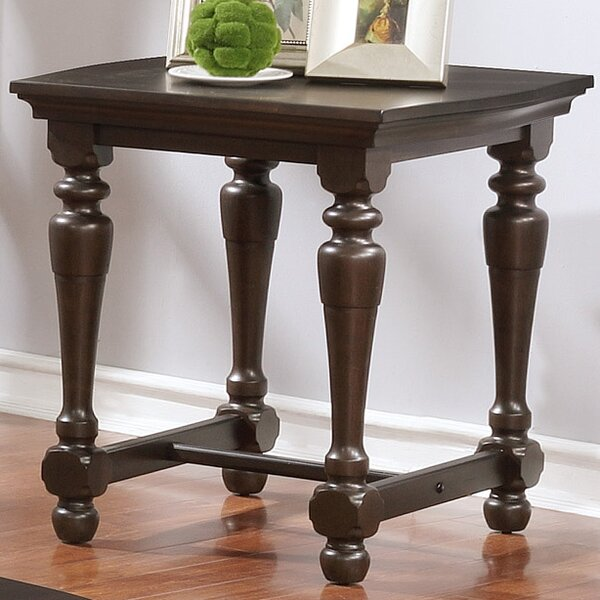 Jedediah End Table by Darby Home Co