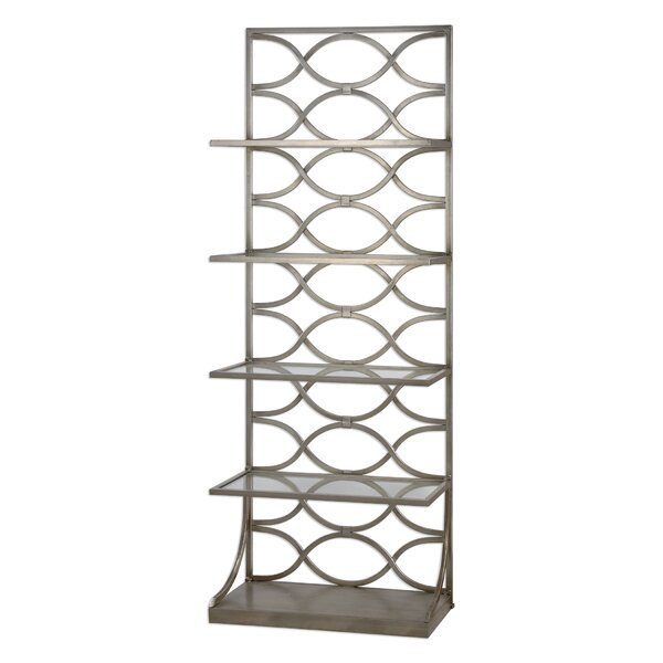 Chalfont Etagere Bookcase by Willa Arlo Interiors