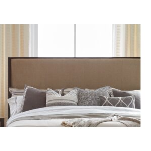 Coletta Upholstered Panel Headboard by World Menagerie