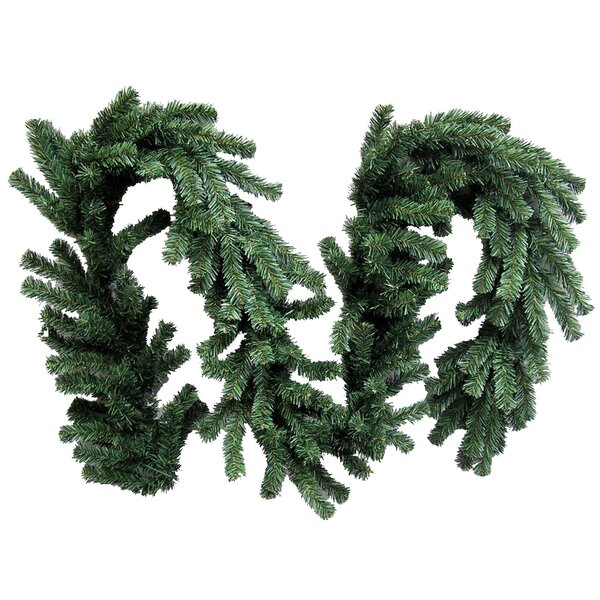 Canadian Christmas Pine Garland by Admired by Nature