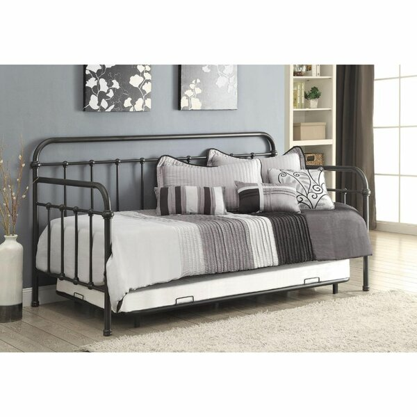 Midkiff Twin Daybed with Trundle by 17 Stories 17 Stories