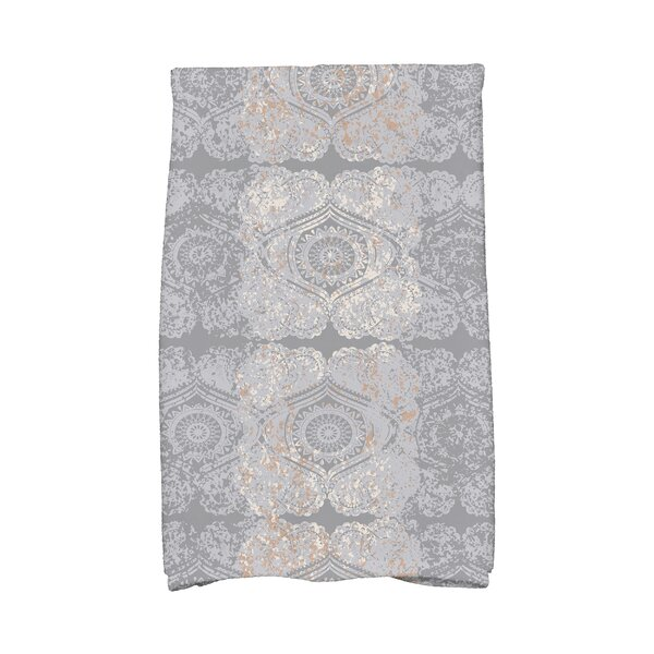 Soluri Patina Abstract Hand Towel by Bungalow Rose