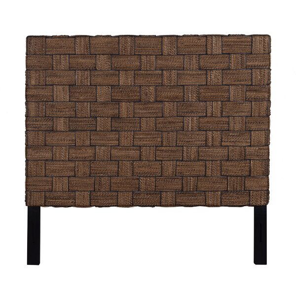 Mamani Abaca Panel Headboard by Bay Isle Home