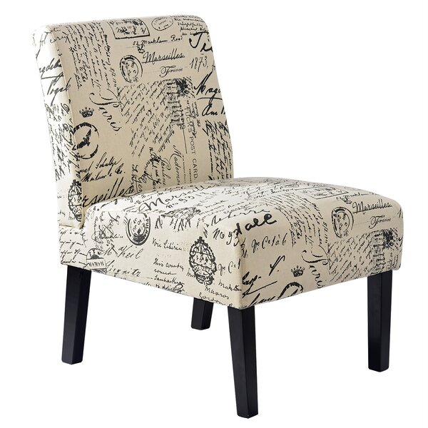 Reviews Rochester 22.5 Slipper Chair by Winston Porter