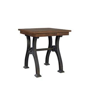 Hartford Slat Drawer End Table