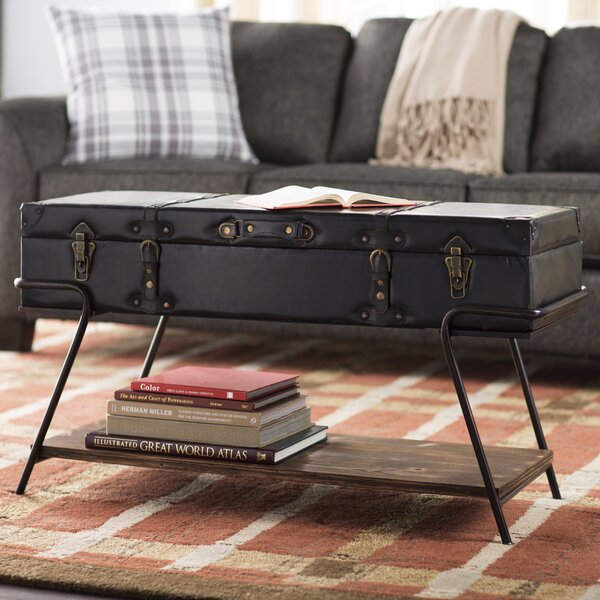 Cedarburg Coffee Table with Lift Top by Trent Austin Design