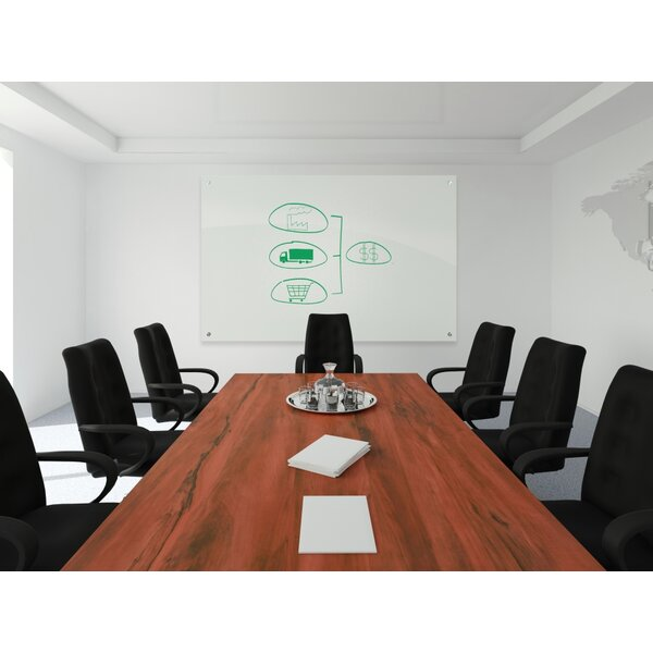 Enlighten Wall Mounted Dry Erase Board by Best-Rite®