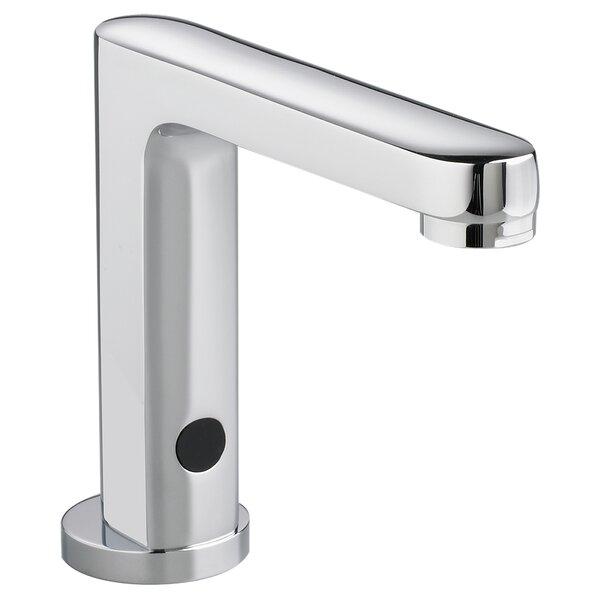 Selectronic Deck-Mount Single Hole Bathroom Faucet Less Handle