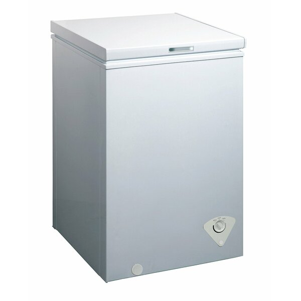 3.5 cu. ft. Chest Freezer by Midea Electric
