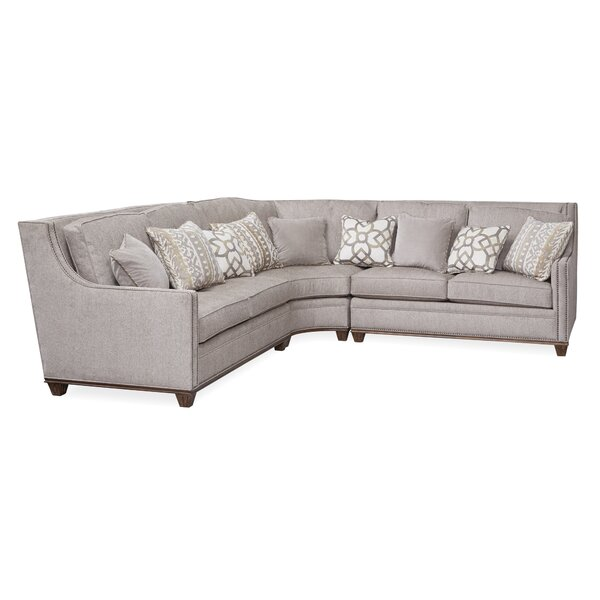 Memphis Sectional by Astoria Grand