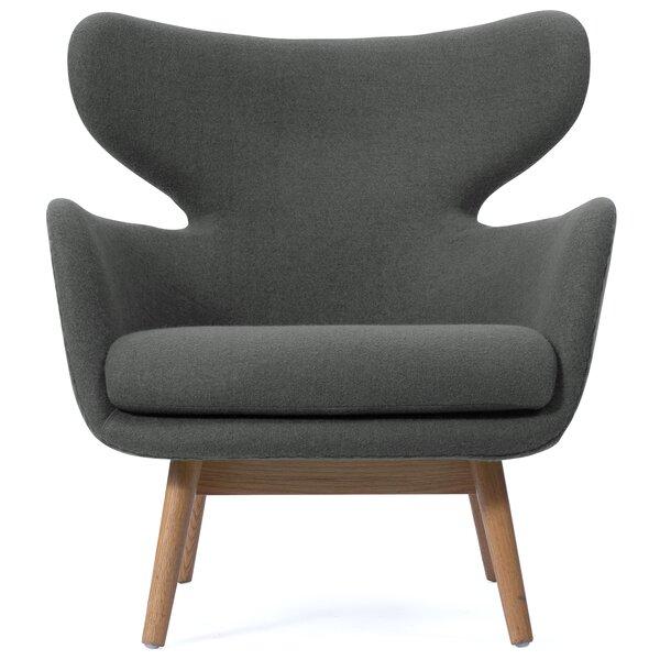 Aaden Barrel Chair by Corrigan Studio