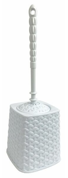Rattan Free-Standing Toilet Brush & Holder by Wee's BeyondRattan Free-Standing Toilet Brush & Holder by Wee's Beyond