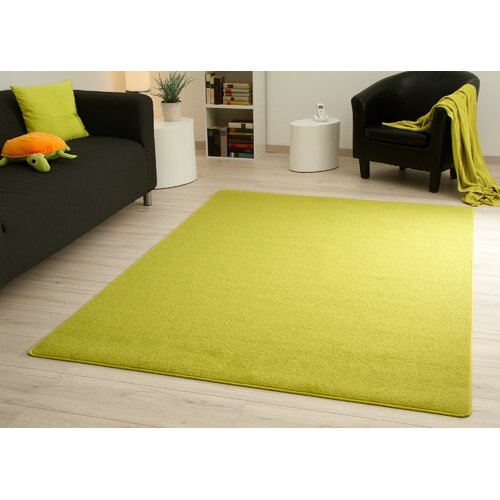 Arenberg Tufted Green Rug ClassicLiving Rug Size: Runner 80