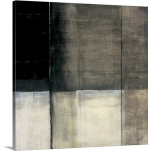 'Cityscapes II' by Cape Edwin Painting Print on Canvas by Great Big Canvas