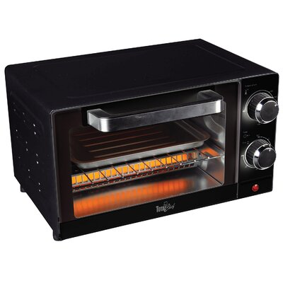 Convection Amp Cool Touch Exterior Toaster Ovens You Ll Love