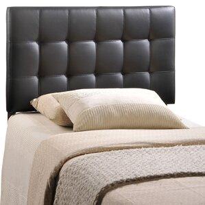 francis upholstered panel headboard - Headbored