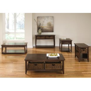 Lipsky 3 Piece Coffee Table Set Darby Home Co