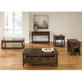 Lipsky 3 Piece Coffee Table Set Darby Home Co