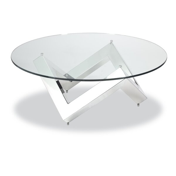Natoma Coffee Table by Orren Ellis