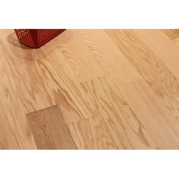 Chicago 5 Engineered Oak Hardwood Flooring in Natural by Albero Valley