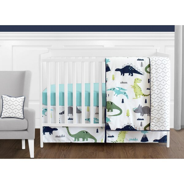 Mod 11 Piece Crib Bedding Set by Sweet Jojo Designs