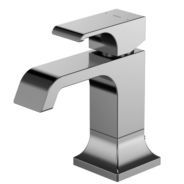 Single Handle Bathroom Faucet With Drain Assembly And Comfort Glide Technology By Toto