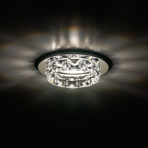 Ringlet 1-Light 4 Recessed Trim by Swarovski