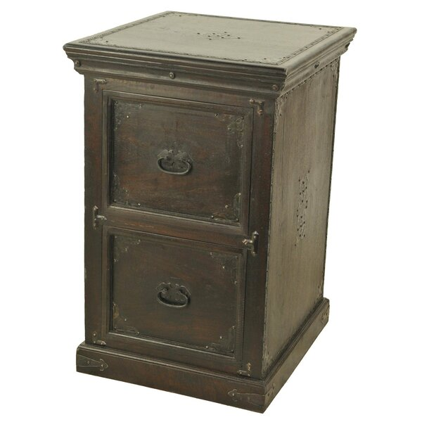 Pepe 2 Drawer Chest By World Menagerie