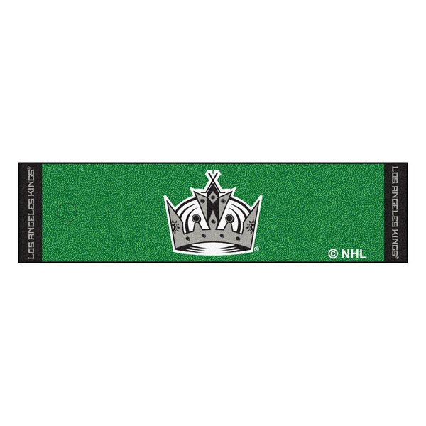 NHL - Los Angeles Kings Putting Green Doormat by FANMATS