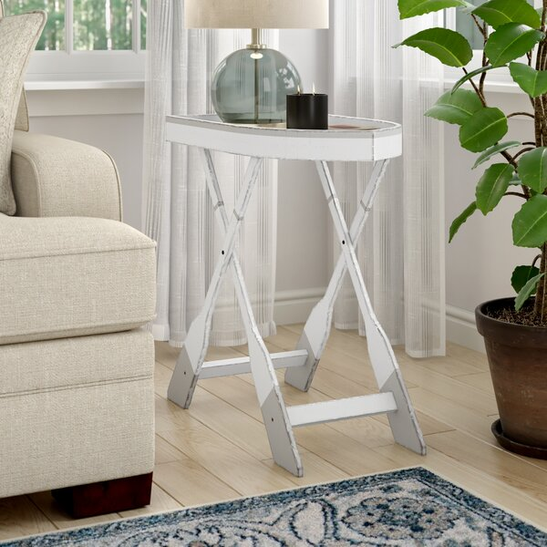 Darcy End Table by Beachcrest Home