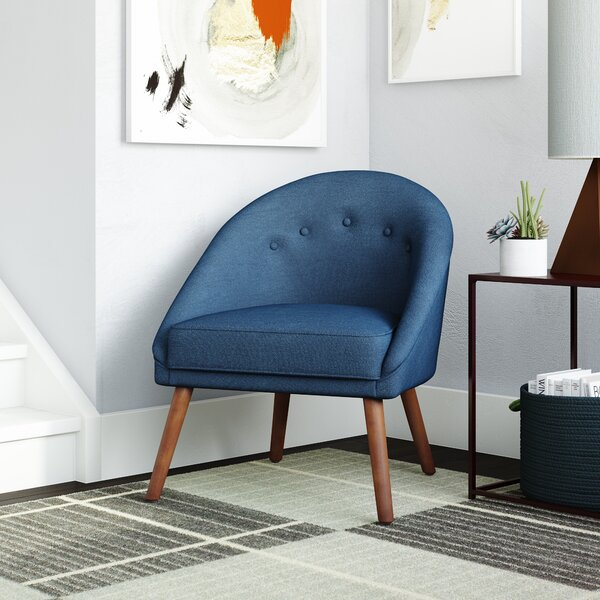 Magnolia Barrel Chair by Langley Street