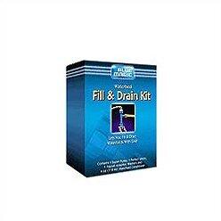 Waterbed Fill & Drain Kit by Blue Magic