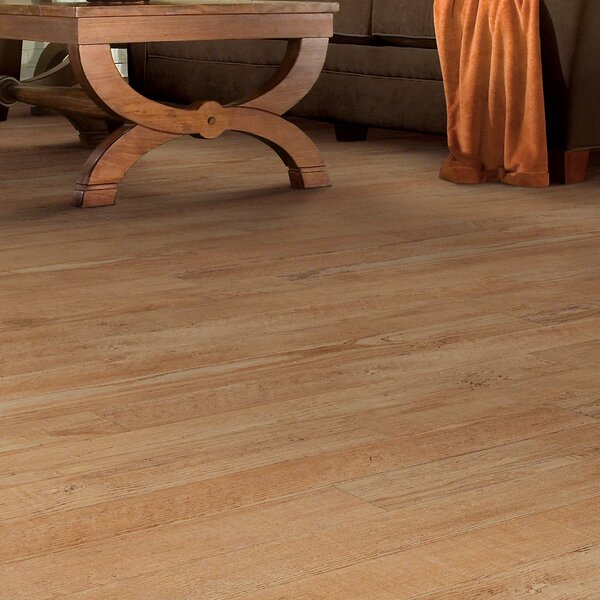 Lincolnshire 12mm Hickory Laminate Flooring in Bandy Wharf by Shaw Floors