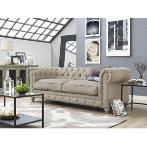 Lennert Chesterfield Sofa by Willa Arlo Interiors