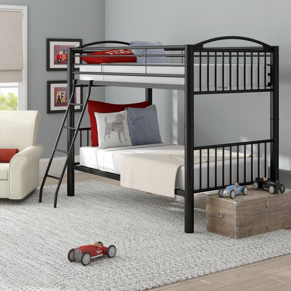 Hettinger Bunk Bed by Zoomie Kids
