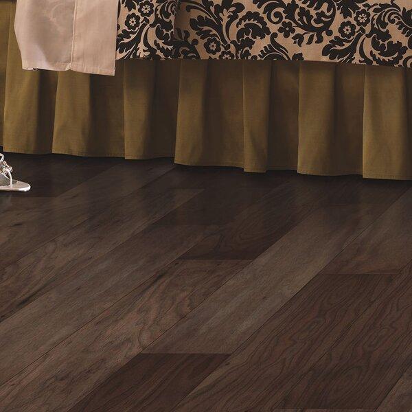 Kendra 5 Engineered Hardwood Flooring in Natural Walnut by Welles Hardwood