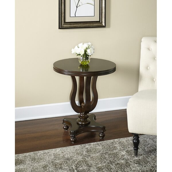 Barron Blake End Table by Alcott Hill