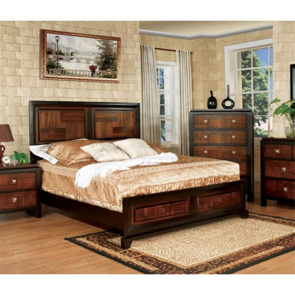 Rountree Standard Bed by World Menagerie