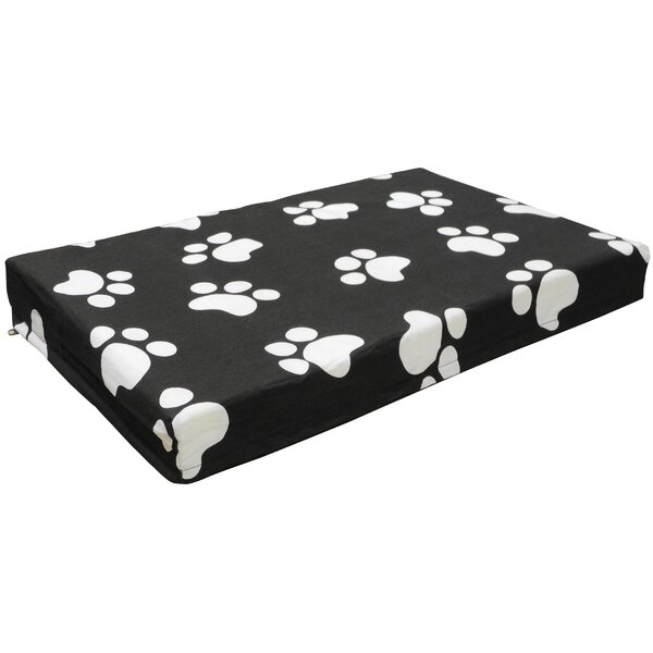 Memory Foam Orthopedic Pillow Dog Bed by Go Pet Cl