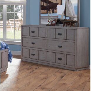 Patnode 6 Drawer Dresser by Union Rustic