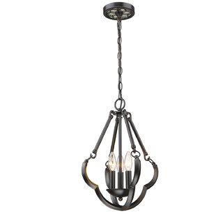 Casselman 3-Light Semi Flush Mount By Gracie Oaks Ceiling Lights