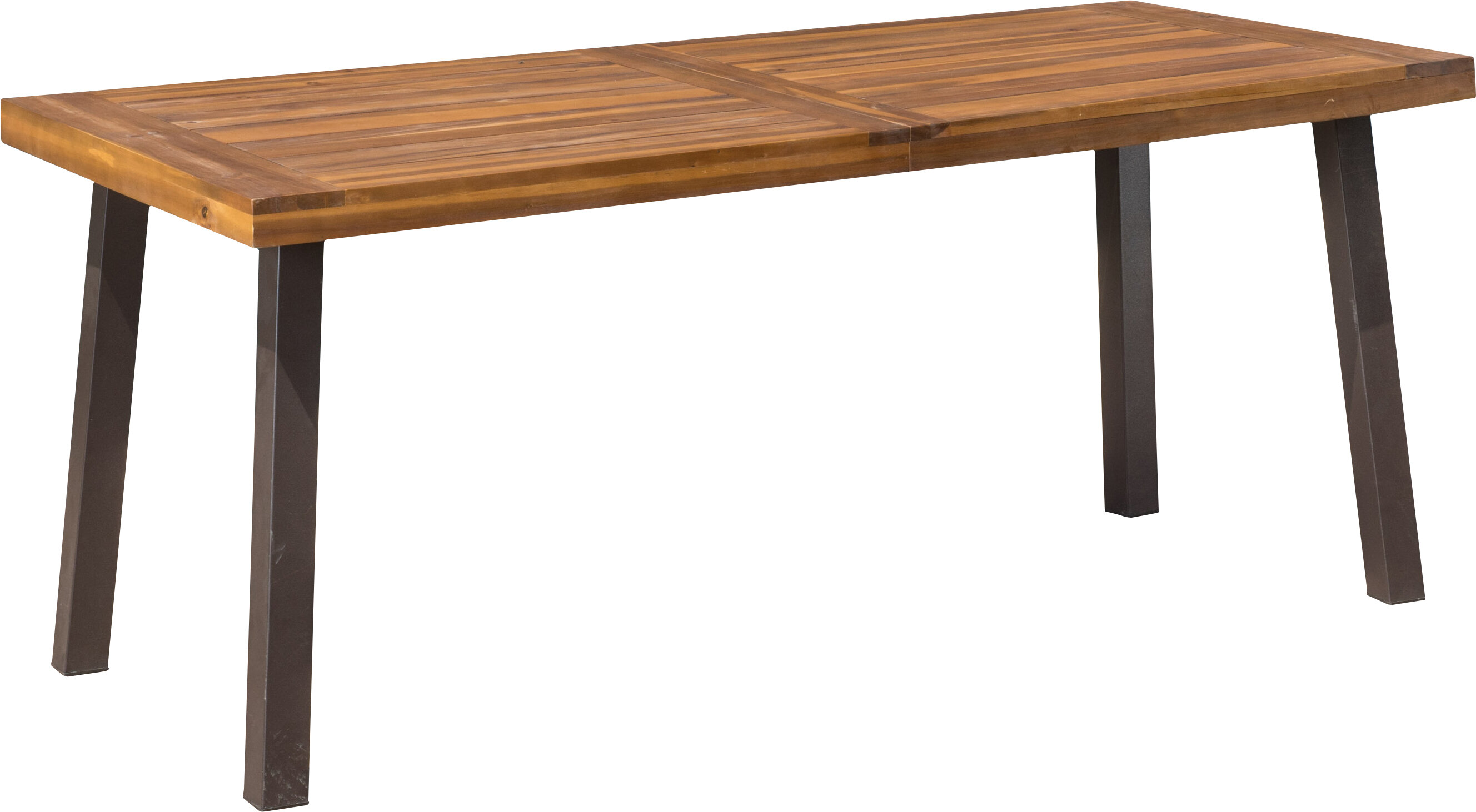 - Isidore Wooden Dining Table & Reviews AllModern