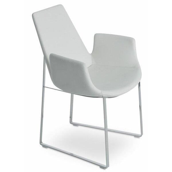 Eiffel Sled Chair by sohoConcept