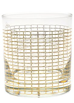 Anding Streamlined 11 Oz. Old Fashioned Glass (Set of 4) by Langley Street