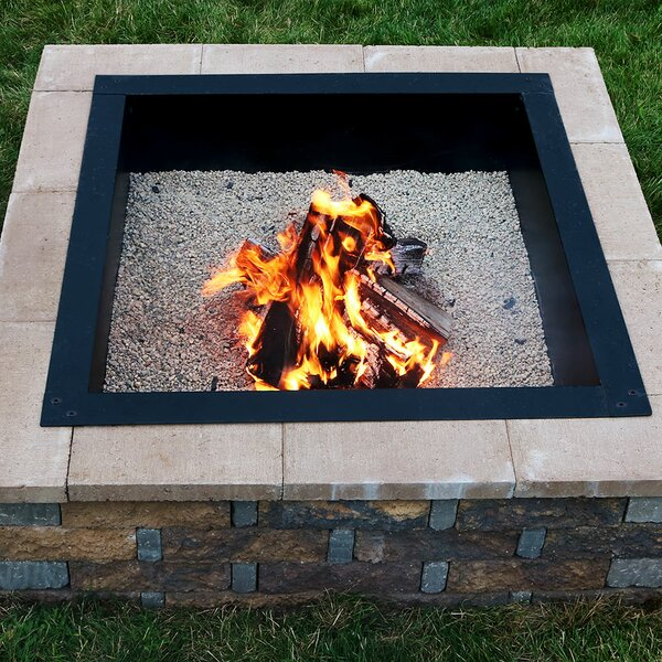 Amberly Fire Pit Liner by Freeport Park