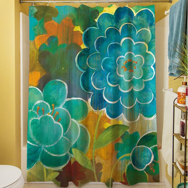 Samuelson Shower Curtain by Latitude Run